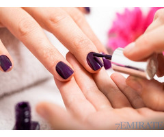 Nail Technician Required for Emirates Platinum Ladies Center in Al-Ayn