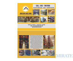 Industrial Warehouse Racking Systems - Abazar Shelving