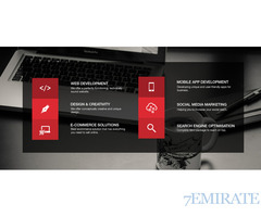 Premier Web Development Services in UAE by Aimteck Solutions