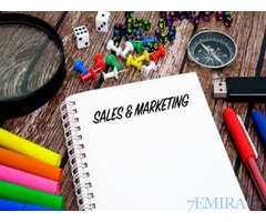 Sales & Marketing Officer Required Acentria Solutions in Dubai