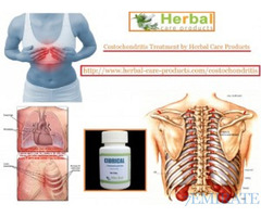 Cidrical Natural Remedy for Costochondritis Pain