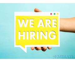 Restaurant Staff Required for AEE Sister Unit in Dubai
