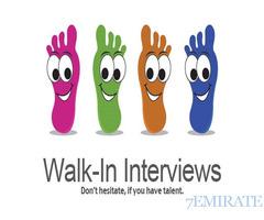 Walk in Interview for Waitress Cum Cashier Job in Dubai