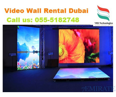 LED Video Wall Rental for Events in Dubai UAE
