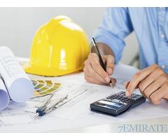 Estimator Required for EIP in Ras al-Khaimah