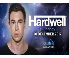 Hardwell Nasimi Tickets for sale in Dubai