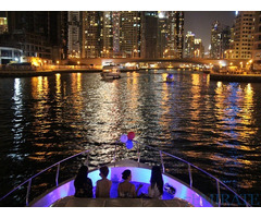 New Year Eve Yacht Party in Dubai