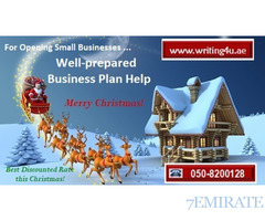 For Opening Small Businesses 0508200128 Business Plan Help in Dubai, UAE