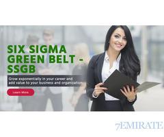 A Glance at Six Sigma Green Belt Certification