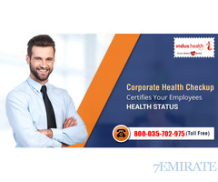 Pre-Executive Health Checkup | Corporate Health Checkup Packages in UAE