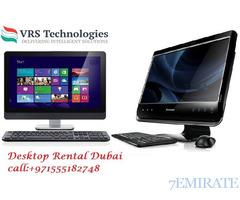 Desktop Rental Dubai | Hire Desktop in Dubai