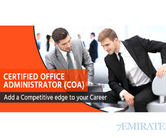 Certified Office Administrator (COA)