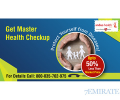 Master health checkup | Preventive health checkup Packages