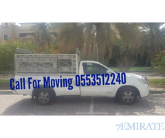 One Ton Delevry Truck Moving Service/0553512240