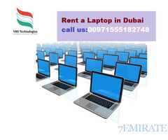 Rent a Laptop Computers in Dubai VRS Technologies