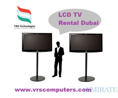 LED TV Rental for Events in Dubai VRS Technologies