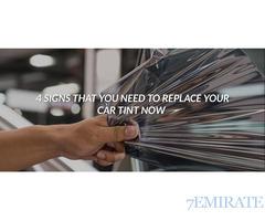 Car window tinting Dubai | SunCareWindowFilms