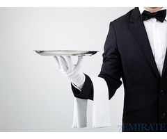Waiter Required for Awj Investments LLC Dubai