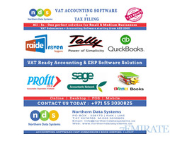 NDS - Looking for VAT Ready Accounting Software & Book Keeping Services ?