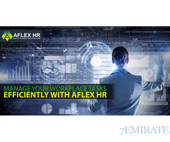 Manage Your Workplace Tasks Efficiently with Aflex HR