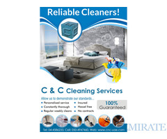 Cleaning Services I Home, Villa Cleaning I Call Cleaning 050-4947460