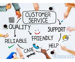 Filipino Customer Service Required for Al Yasmin Interior Decoration in Dubai