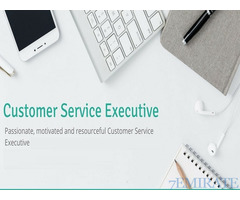 Arabic Customer Service Executive Required for Al Yasmin Interior Decoration