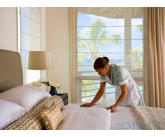 We are looking for Temporary House maid for home in Dubai