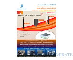 IT Maintenance UAE- Laptop - WIFI - Telephones - Servers VM - Email Problems