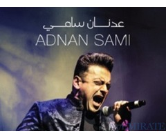 Tickets for Adnan Sami Concert at Al Majaz