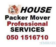 PROFESSIONAL HOUSE MOVERS PACKERS ; SHIFTERS 050 1516710  KHALIFA CITY