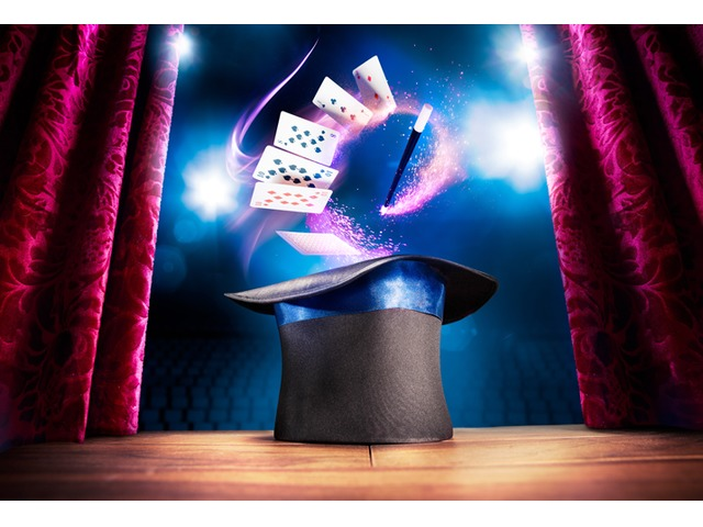 Professional Magician in Dubai for only 400 AED