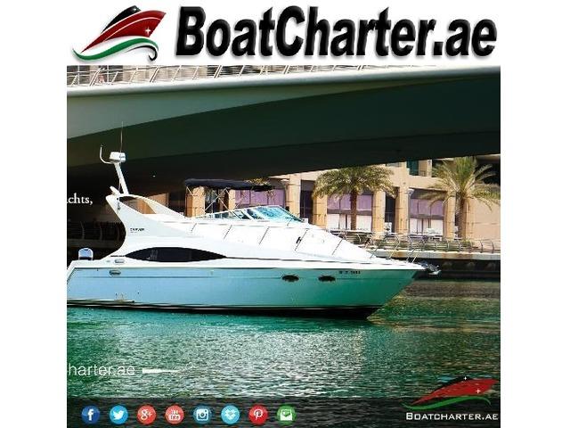 Speed Boat Charter Dubai