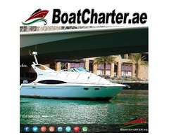 Speed Boat Charter Dubai