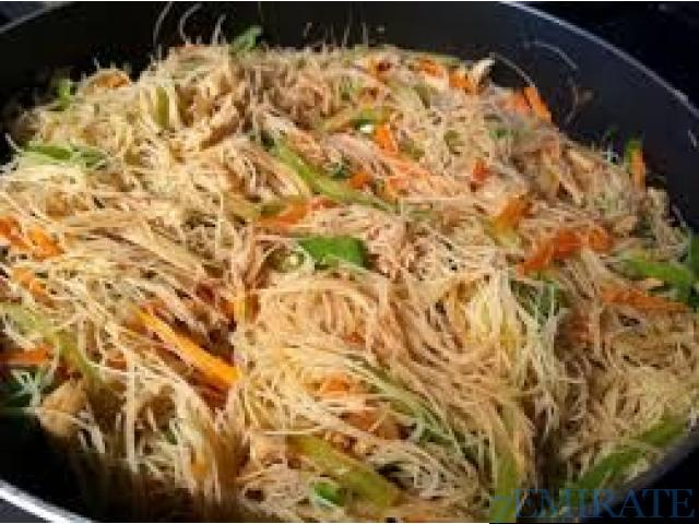Monthly food delivery Filipino, Indian Veg & Non Veg food