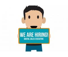 Urgently Required Sales Executive in Dubai