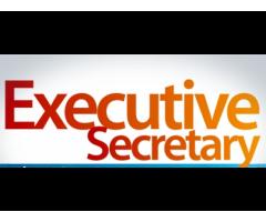 Executive Secretary Required in Dubai