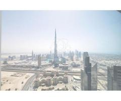 Excellent 2Bedroom Apartment for sale in Index Tower with Burj View