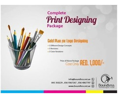 Gold Plan for Logo Designing Packages