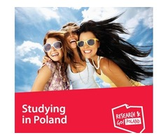 Study in Poland Enroll Now
