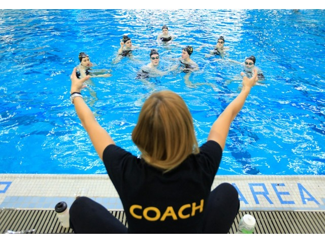 Female swimming Coach Available in Dubai