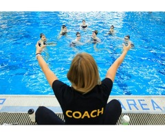 Female swimming Coach Available in Dubai