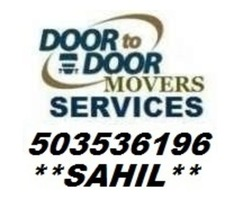 PROFESSIONAL MOVER AND PACKER IN DUBAI 0503536196 SAHIL