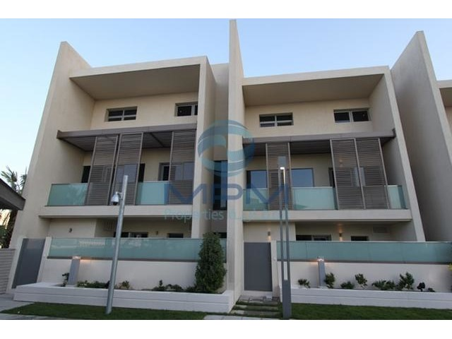 4 Bedroom Townhouse For Sale In Al Raha Beach Abu Dhbai Abu Dhabi 7emirate Best Place To Buy