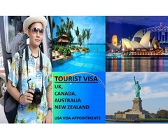 Visit visa for UK, USA, Australia, Europe & Canada