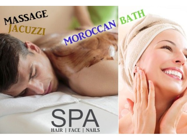 Massage, Body Scrub, Moroccan Bath in Abu Dhabi