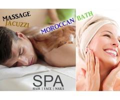 Massage, Body Scrub, Moroccan Bath in Abu Dhabi