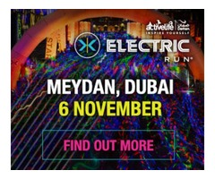 Electric Run Tickets for sale