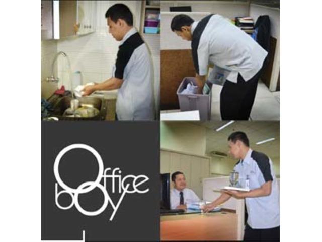 Office Boy Required for Real Estate Company in Dubai Dubai
