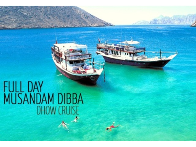 Musandam Dibba Day out Package